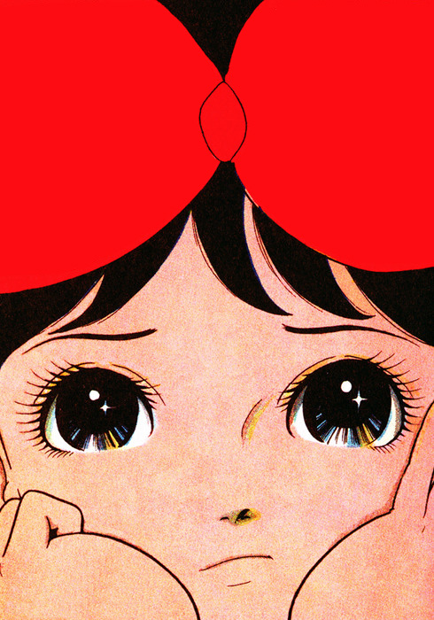 snow white japanime